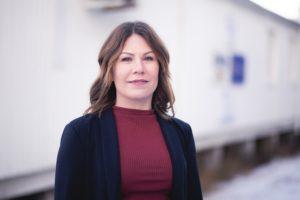 Maria Åkerkvist Projektutvecklare Egnahemsbolaget