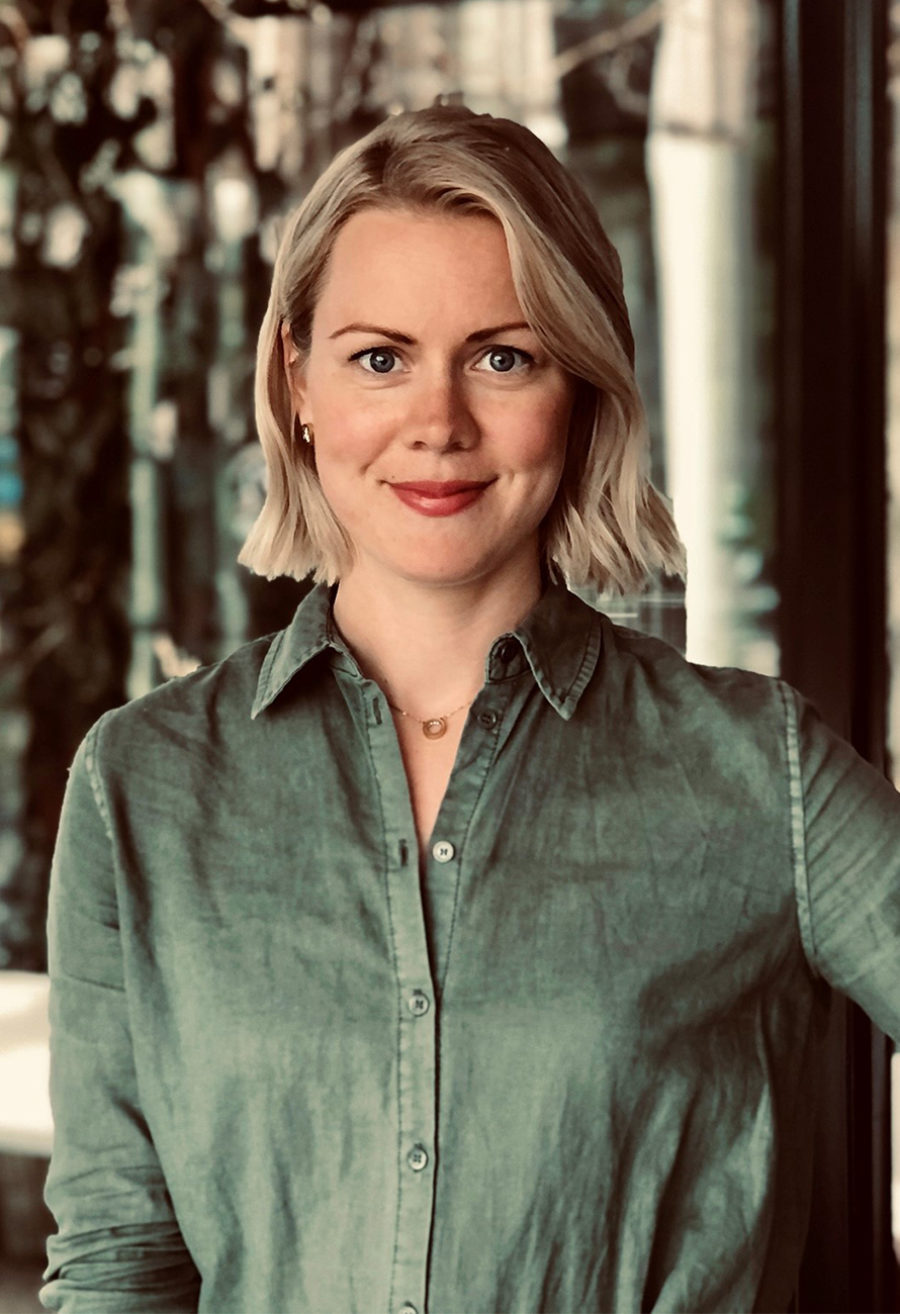 Johanna Hansson Researcher